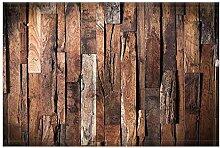 AdaCrazy Western Rustic Country Wood Scheune