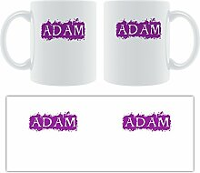 Adam-Grunge, Design-Becher aus Keramik,