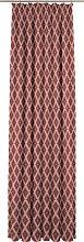 Adam Vorhang Maroccan Shiraz 145 cm, Kräuselband,
