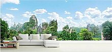 ADDFLOWER Große Natur Landschaft Berg Tapete