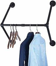 AddGrace Industrie-Kleiderständer, robust,