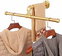 AddGrace Industrieller Kleiderständer aus Metall,