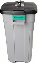 Addis Outdoor-Mülleimer mit verschließbarem