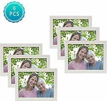 Adeco Collage Bilderrahmen für Wandaufhängung