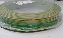 ADERLEITUNG H07V-K grün-gelb 10 mm² , Preis pro