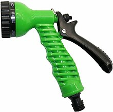 Adhere To Fly 2 Stück 7 Styles Hochdruck Sprühpistole Garten Rasen Bewässerung Auto waschen Tierreinigung
