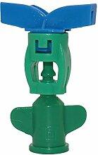 Adhere To Fly 50 Stücke 360° Micro Sprinkler Rotierenden Zerstäuber Spray Düse Garten Rasen Bewässerung Werkzeug
