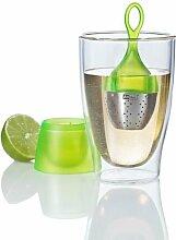 Adhoc Tee-Ei FLOATEA grün transparent