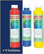 ADLER AVIVA Colorit-AF 501 Blau 750 ml