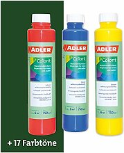 ADLER AVIVA Colorit-AF 501 Chromoxidgrün 750 ml