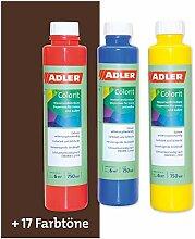 ADLER AVIVA Colorit-AF 501 Dunkelbraun 750 ml