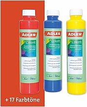 ADLER AVIVA Colorit-AF 501 Orange 750 ml