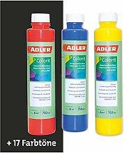 ADLER AVIVA Colorit-AF 501 OX-Schwarz 750 ml