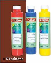 ADLER AVIVA Colorit-AF 501 Oxidrot 750 ml