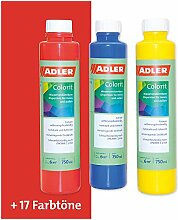 ADLER AVIVA Colorit-AF 501 Rot 250 ml Volltonfarbe