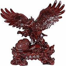 Adler Statue Dekoration, Weißkopfseeadler