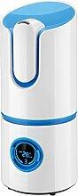 Adler Ultraschall Luftbefeuchter Lufterfrischer Luftreinger, 1 Stück, weiß/blau, AD 7957 b