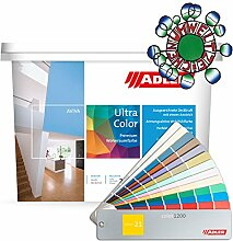 Adler Wandfarbe gelb Aviva Ultra-Color More! C12