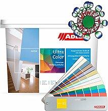 Adler Wandfarbe gelb Aviva Ultra-Color More! C12