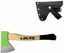Adler-Werkzeuge Sparset 2 TLG. - Campingbeil 300 g