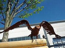 Adler Zen Gartenstecker Beetstecker Adler Vogel