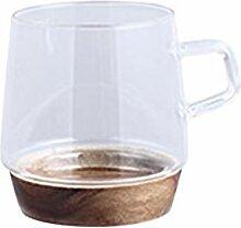 adminitto88 Kaffeeglas Cappuccinogläser mit