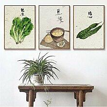 AdoDecor 3 Stück Dekorative Chinesische Stil