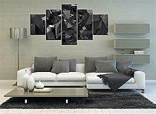 AdoDecor Abstraktes modernes Bild Wandkunst für
