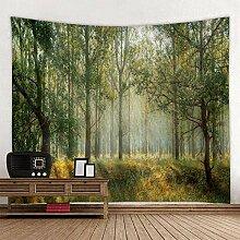 AdoDecor Druckteppich Wandbehang dekorative Wand