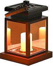 AdoDecor Warmes Licht 1St. Solarlicht