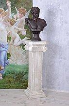 Adonis Büste Gartenskulptur Männerbüste Antike