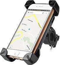 ADOO Fahrrad Handyhalterung,Universal Handy