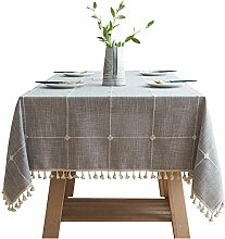 AdorabTable Tischdecken Tischdecke Tischtuch