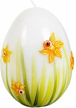 Adpal Kerzenmanufaktur Osterei groß Ei 140 x 100