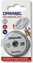 Advanced Dremel XS-SC456 EZ SpeedClic Metall, 38