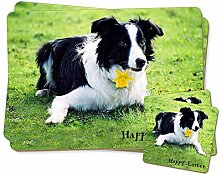 Advanta - Coaster and Placemat Set Happy Easter