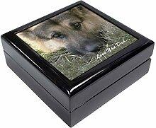 Advanta - Jewellery Boxes Deutscher Schäferhund