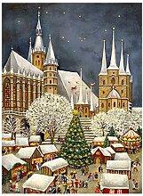 Adventskalendar Erfurt Dom