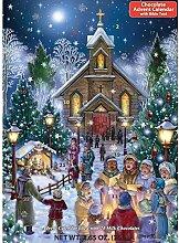 Adventskalender Christmas Eve Chocolate (Countdown