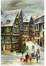 Adventskalender Colmar (Frankreich)