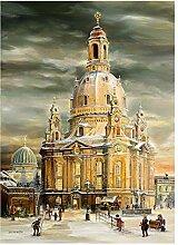 Adventskalender Dresden Frauenkirche neu