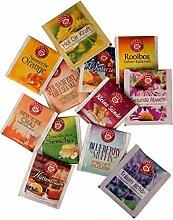 Adventskalender Füllung Set mit 12 Teesorten