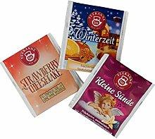 Adventskalender Füllung Set mit 3 Teesorten