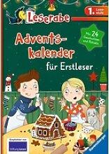 Adventskalender für Erstleser als Buch von Anja
