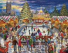 Adventskalender für Winterfest (Countdown bis