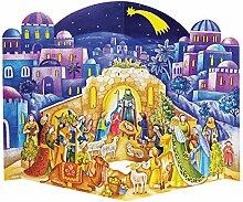 Adventskalender - Jesu Gebur