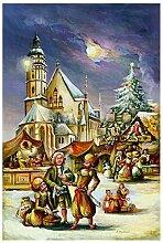 Adventskalender Leipzig, J. S. Bach