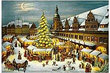 Adventskalender Leipzig Weihnachtsmark