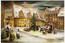 Adventskalender Meißen Rathaus