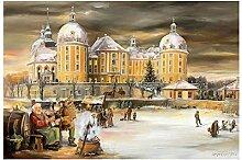 Adventskalender Moritzburg